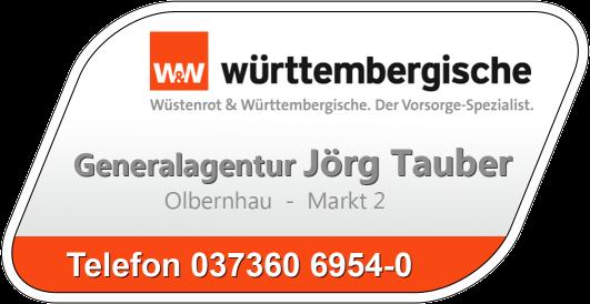Wuertembergische Generalagentur Jörg Tauber