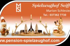 PEnsion Spielzeughof Seiffen