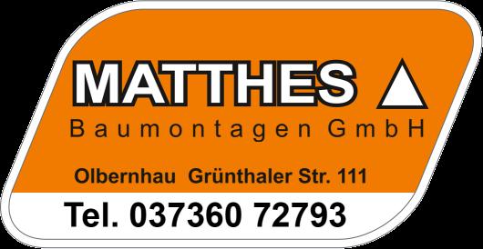 Matthes Baumontagen