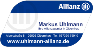 Allianz Markus Uhlmann Agentur Olbernhau