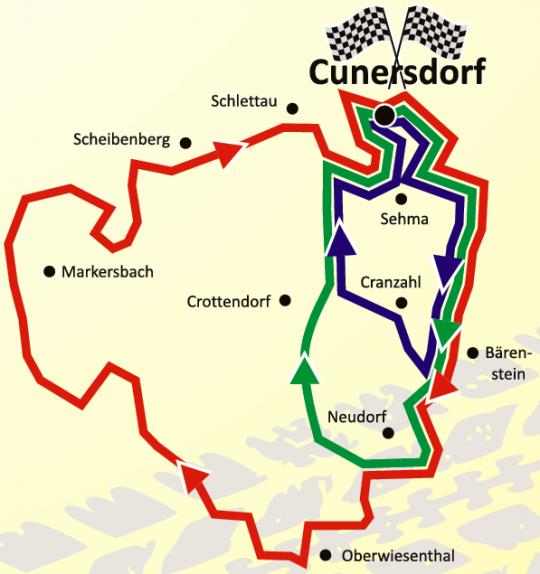 Annaberger-Landring-Radeln 2017