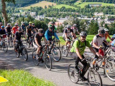 25. Olbernhauer Radtour, das Jubiläum