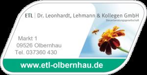 ETL Dr. Leonhardt Lehmann & Kollegen GmbH Steuerberatungsgesellschaft