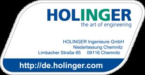 Holinger the art of engineering Chemnitz