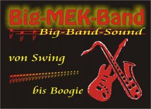 Big-MEK-Band von Swing bis Boogie
