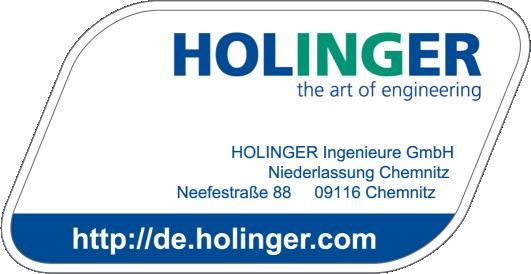 Holinger Ingenieure Chemnitz