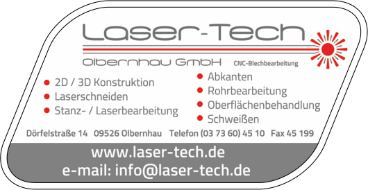 Laser-Tech Olbernhau GmbH