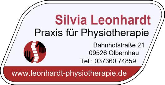 Silvia Leonhardt Praxis für Physiotherapie