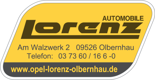 Automobile Lorenz Olbernhau
