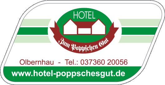 Hotel Poppsches-Gut Olbernhau
