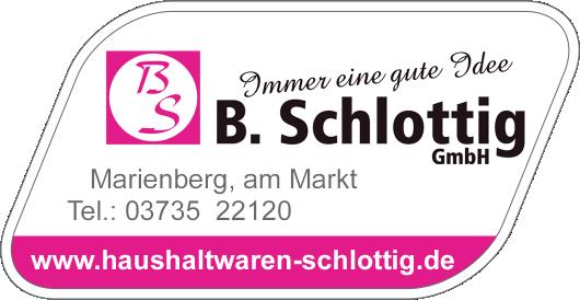 B. Schlottig immer eine gute Idee