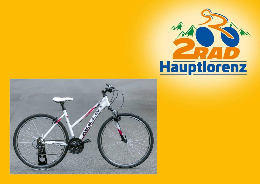 Tombola 1. Preis 26. Olbernhauer Radtour Touringrad