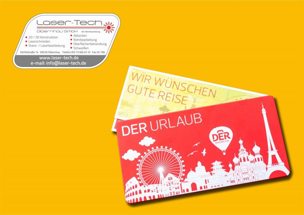 Tombola 2. Preis 26. Olbernhauer Radtour Aktivwochenende in Westerburg